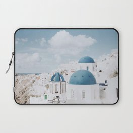 Santorini III / Greece Laptop Sleeve