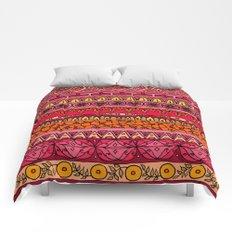 Yzor pattern 013 Summer Sunset Comforters
