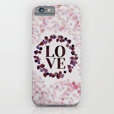 Love Rose Slim Case iPhone 6s