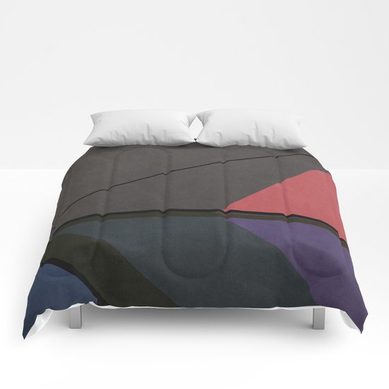 Abstract #136 Comforters