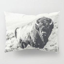 Nomad Buffalo Pillow Sham