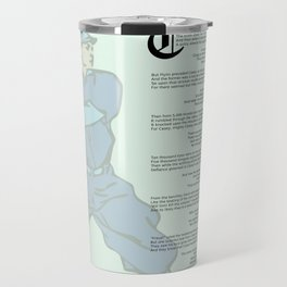 Casey at the Bat Travel Mug