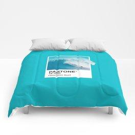 Pantone Series – Hawaiian Surf Comforters