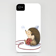 Hedgy iPhone (4, 4s) Slim Case