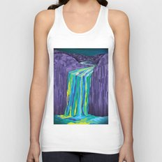 The Great Waterfall Unisex Tank Top