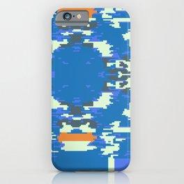 """""""Glitch"""" series #5 iPhone Case"""