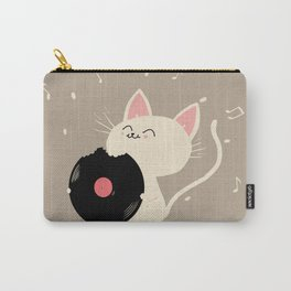 I can't get nooo catisfaction Carry-All Pouch