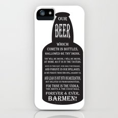 BEER PRAYER version 2.0 Slim Case iPhone (5, 5s)