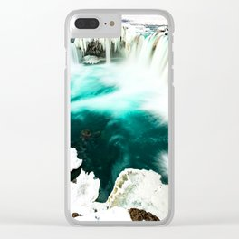 Lovly & Free Clear iPhone Case