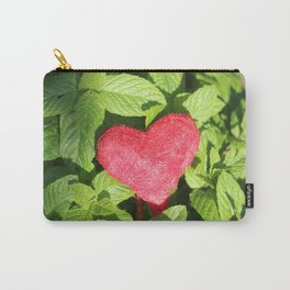 I like the freshness of mint Carry-All Pouch