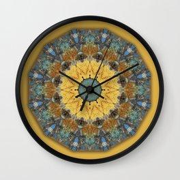 Colors of Rust 09.0, ROSTart Wall Clock
