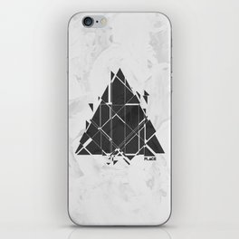 PLACE Triangle V2 iPhone Skin