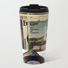 45 rpm. Metal Travel Mug