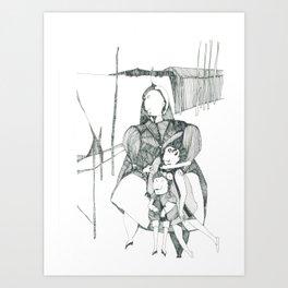 Untitled1 Art Print