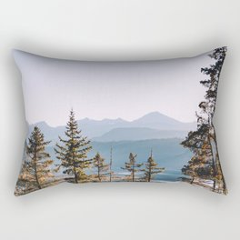 Kachemak Bay State Park II Rectangular Pillow