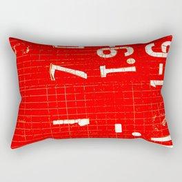 End of Days Convenience Rectangular Pillow