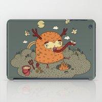 demon iPad Cases featuring Demon by bulent gultek