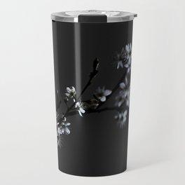 moody flower BEAUTY Travel Mug