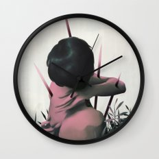 Between Rivers, Rilken No.6 Wall Clock