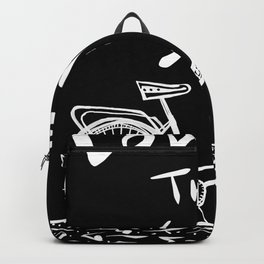 LOVE IN THE SAND Backpack