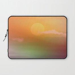 Sunrise  and sky. Laptop Sleeve