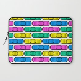 get well colorful band aids Laptop Sleeve