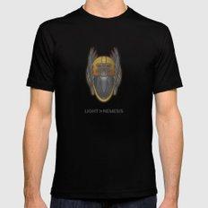 Loot#3 - Light Beyond Nemesis LARGE Mens Fitted Tee Black