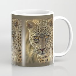 Leopard - On the Prowl Coffee Mug