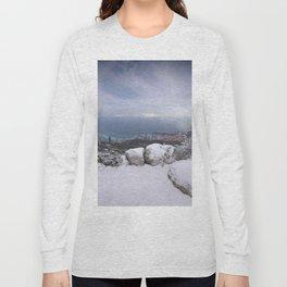 Monaco Snow Long Sleeve T-shirt