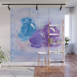 Easy ornaments Wall Mural