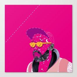 Shad K Canvas Print