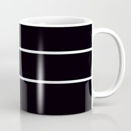 Team Color 6....black,white Coffee Mug
