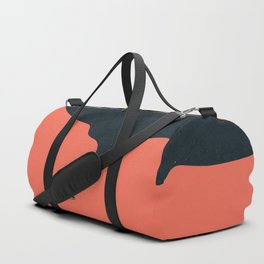 Night fills up the sky Duffle Bag