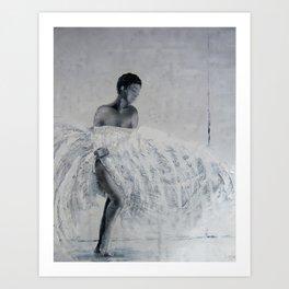 Dancer 7 Art Print