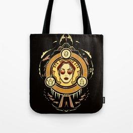 Tomb Raider I - Wheel of Adventure Tote Bag