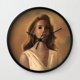 Godess Wall Clock