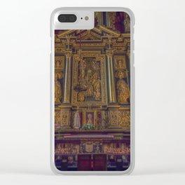 Pope Saint John Paul. Clear iPhone Case