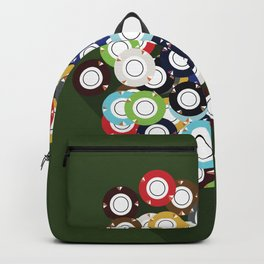 ALL IN. Backpack
