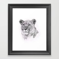 Leo Just Wants To Have Fun Framed Art Print