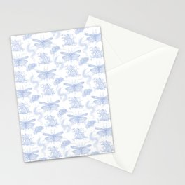Bug Toile Stationery Cards