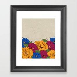 Pre Pop Framed Art Print