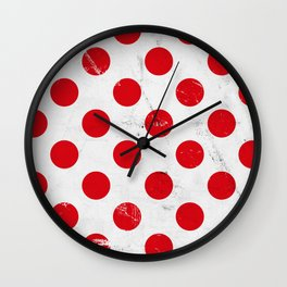 Pois! Wall Clock