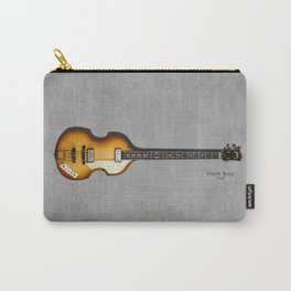 Violin Bass 1962 Carry-All Pouch