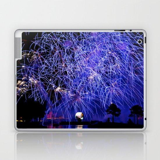 Illuminations Fireworks Laptop & iPad Skin