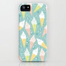 Ice Cream Cones Slim Case iPhone (5, 5s)