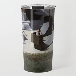 Miniature skatepark Travel Mug