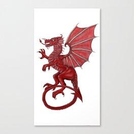 Cymru am byth Canvas Print