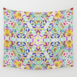 Kaleidoscope 01 Wall Tapestry