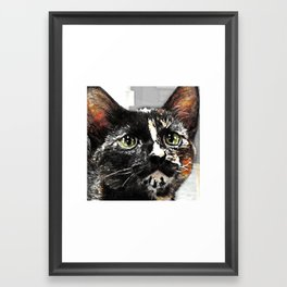 Future Predator Framed Art Print