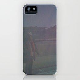 Pavement Lady iPhone Case
